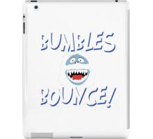 Bumbles Bounce! iPad Case/Skin
