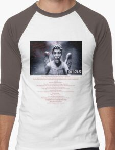 Weeping Angel Men's Baseball ¾ T-Shirt