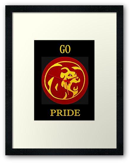 GO PRIDE.......MOUNTAIN POINTE PRIDE THAT IS....... by WhiteDove Studio kj gordon
