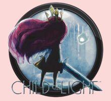 child of light - girl Baby Tee