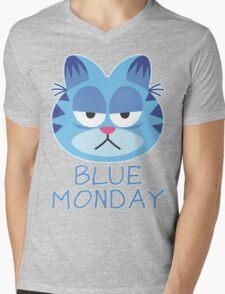 Cheshire POP! - Blue Monday Mens V-Neck T-Shirt