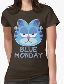 Cheshire POP! - Blue Monday Womens Fitted T-Shirt