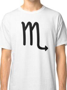 Scorpio - The Scorpion - Astrology Sign Classic T-Shirt