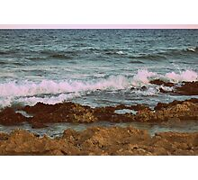 Waves in Mexico Photographic Print