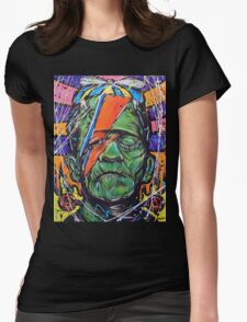 Frankenbowie  Womens Fitted T-Shirt