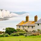 Coastguard Cottages - Cuckmere Haven - Seaford East Sussex by Julesuk1