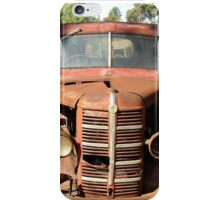 Early 1940s Bedford Truck iPhone Case/Skin