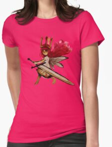 child of light - princes Womens Fitted T-Shirt