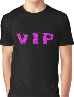 VIP - Very Important Person T-Shirt Graphic T-Shirt