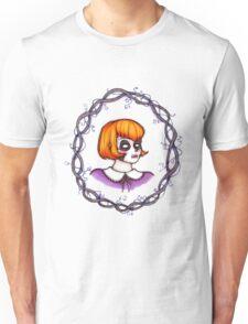 Skeleton Wreath Unisex T-Shirt