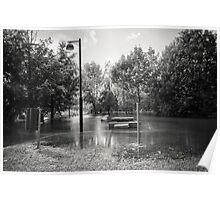 Floating Park Poster