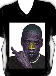 Jay Z Hip Hop Culture Cloth Zinc Collection T-Shirt