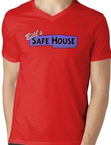 Bill's Safe House - THE LAST OF US - variant Mens V-Neck T-Shirt