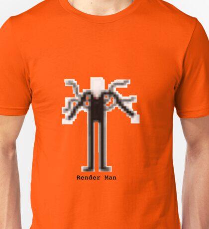 Render Man Unisex T-Shirt