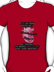 Graceless Heart [iPhone / iPod case / Tshirt / Print] T-Shirt