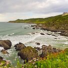 Coastal view by JEZ22