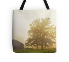 Perfect  Morning Fog Tote Bag