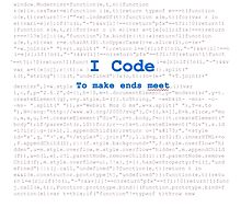 I am coder Photographic Print