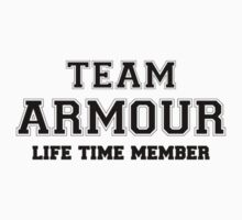 Team ARMOUR, life time member Kids Clothes