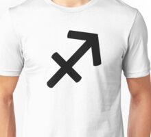Sagittarius - The Archer - Astrology Sign Unisex T-Shirt