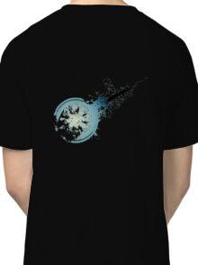 Advent Children - Ruined Midgar Logo Classic T-Shirt