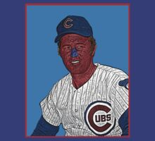 Ron Santo Chicago Cubs Culture Cloth Zinc Collection T-Shirt