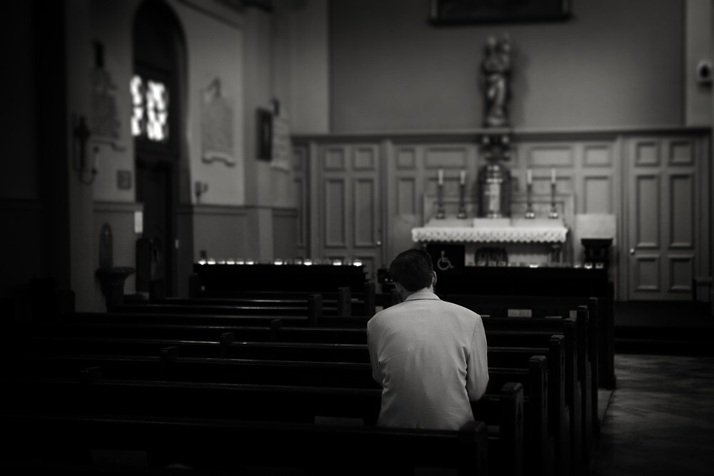 Solitary Worship by Peter Denniston