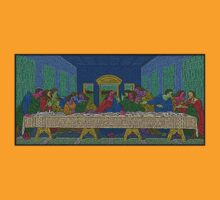 The Last Supper Culture Cloth Zinc Collection by CultureCloth