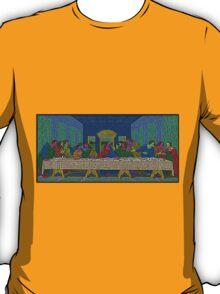 The Last Supper Culture Cloth Zinc Collection T-Shirt