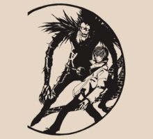 Death Note. Light Yagami & Ryuk. by Alexander Molchakov