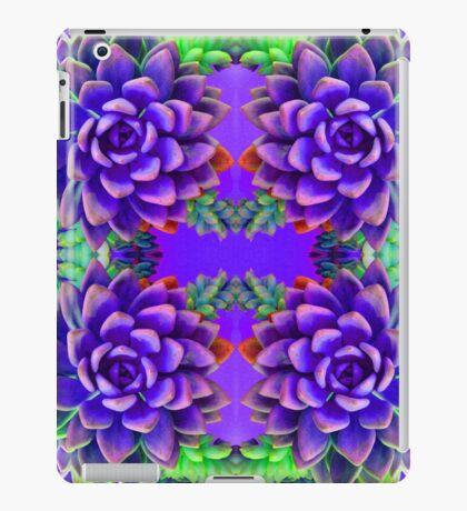 Succulent Weave 5.0 iPad Case/Skin