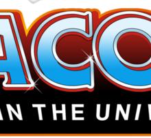 "BACON ""Best In The Universe"" Sticker"