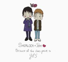JohnLock - Signs Point to Yes by IanPeriwinkle