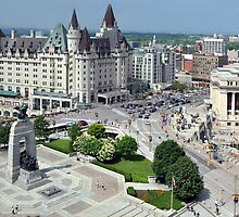 Confederation Square, Ottawa by Paul McKinnon