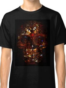 Day of the Dead Death Mask Classic T-Shirt