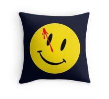 Comedian's badge Throw Pillow