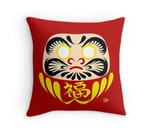 Daruma (blank) Throw Pillow