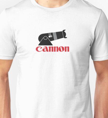 Cannon Unisex T-Shirt