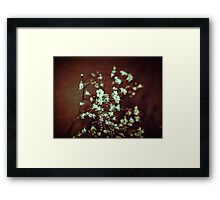 *Cherish Framed Print