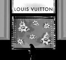 Walk On  -  #4  B&W -  Louis Vuitton by bekyimage