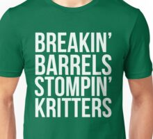 Donkey Kong Country - Breakin' Barrels Unisex T-Shirt
