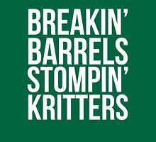 Donkey Kong Country - Breakin' Barrels Unisex T-Shirt