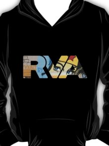 "RVA - flood wall ""Wonder Women"" T-Shirt"
