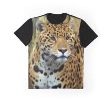 Jaguar Wild Cat  Graphic T-Shirt