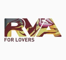"RVA - Flood Wall ""For Lovers""  T-Shirt"