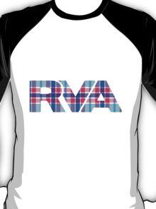RVA - Plaid T-Shirt