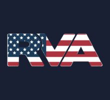 RVA - USA T-Shirt