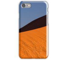 Sand Sea at Dune 45 - dawn iPhone Case/Skin