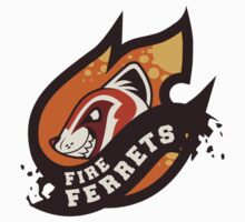 Team Fire Ferrets by Kapster McKappen