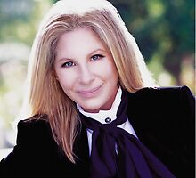 Barbra Streisand by michaelroman